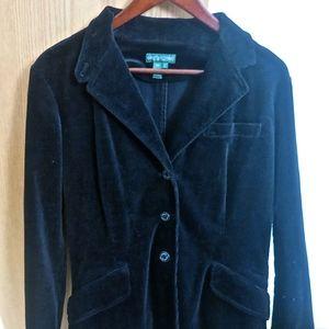 Ralph Lauren Jeans Black Jacket - Size Large